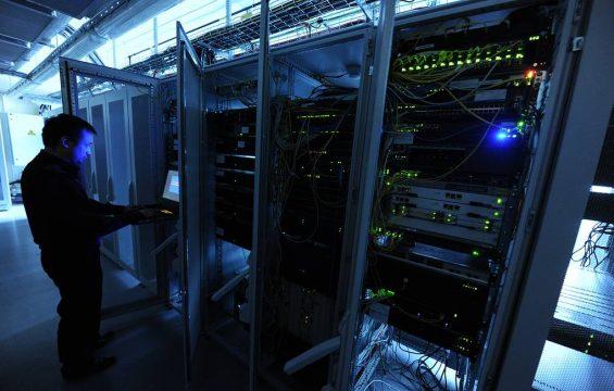 кибер центры серверы