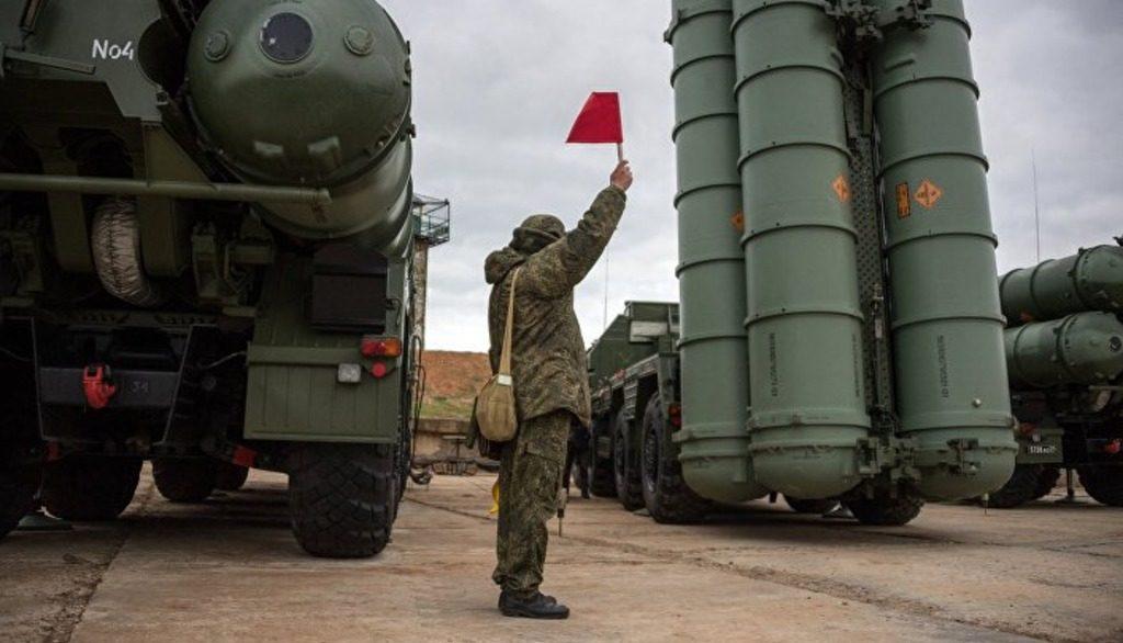 ПВО, ЗРК С-400 Триумф