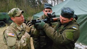Боевики ВСУ опростоволосились перед кураторами из НАТО