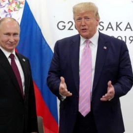 Трамп подумывает приехать на Парад Победы в Москву