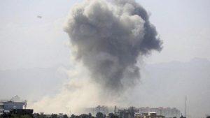 В дипломатическом квартале Кабула прогремел мощный взрыв