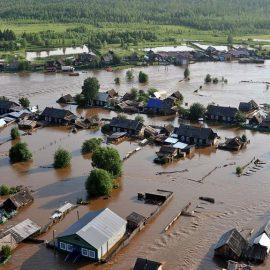 При наводнении в Иркутской области погибли семь человек