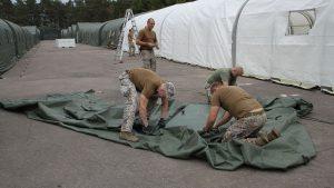База НАТО окутала жителей латвийского Адажи шумовым мусором – СМИ