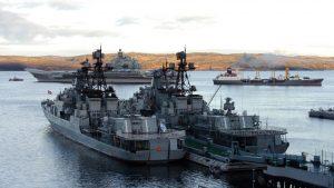 Пожар на российском глубоководном аппарате: 14 моряков погибли