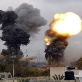 Самолёты ВВС Хафтара нанесли удар в Триполи: 40 человек погибли