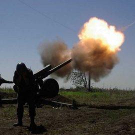 Боевики ВСУ поливают Донбасс огнём, а Киев обвиняет Россию в обострении