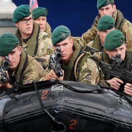 Морская пехота Великобритании захватила танкер с нефтью для Сирии