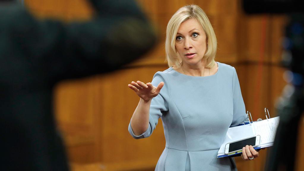 В Госдепе подучили историю России и опять потребовали Крым: Захарова ответила
