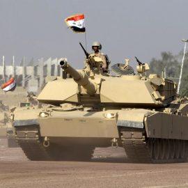 Египет наращивает военную группировку на границе с Ливией