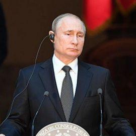 Владимир Путин: Нельзя перекладывать ответственность на одну из сторон