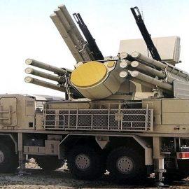 ЗРПК Панцирь армии Хафтара сбил самолет сил Правительства Триполи