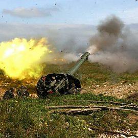 Прокололись: Боевики ВСУ засветили артиллерию на фронтовой меже
