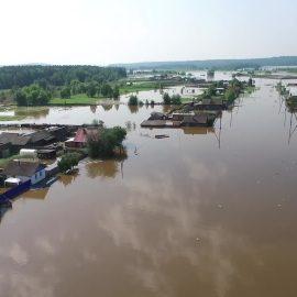 Вице-премьер РФ Виталий Мутко оценил последствия паводка в Иркутской области