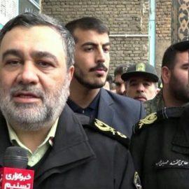В Иране предотвратили взрыв бомбы