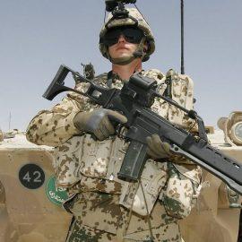 США призывают Германию отправить войска в Сирию