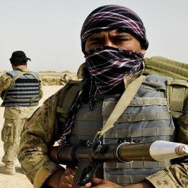 Талибы захватили три базы правительственных войск Афганистана