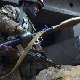 Албанские банды купили у ВСУ ворованное оружие с фронтов Донбасса