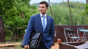 Зеленский боится говорить с Путиным без участия западных хозяев