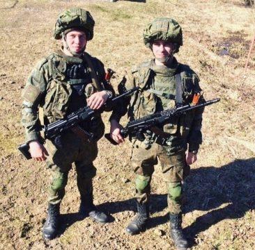 Партия модернизированных АК-74М «Обвес» поступила на вооружение российской армии