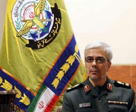 генерал-майор армии Ирана Мохаммед Бакери