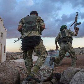 Сирийские боевики объявили о начале крупного наступления в провинции Латакия