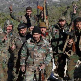Сирийская армия вернула потерянные территории в провинции Латакия