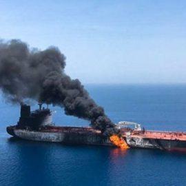 США создают коалицию для защиты танкеров на маршрутах возле Ирана и Йемена