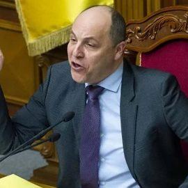 Парубий хочет сажать за отрицание «украинского» Крыма и Донбасса