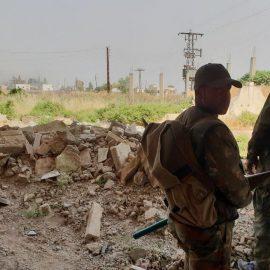 Сирийские армия отбила атаку боевиков на севере провинции Хама