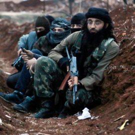 Сирийские боевики захватили селение Хаммият на севере провинции Хама