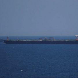 СМИ: катеры Ирана попытались захватить нефтяной танкер Великобритании