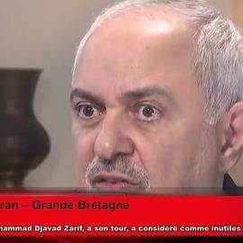 L'Iran renie les déclarations de la partie britannique