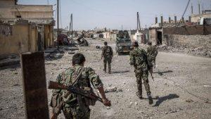 Сводка событий в Сирии и на Ближнем Востоке за 11 июля 2019 года