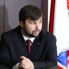 Глава ДНР: Преступления Украины против Донбасса надо остановить