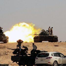 Затянувшаяся осада Триполи