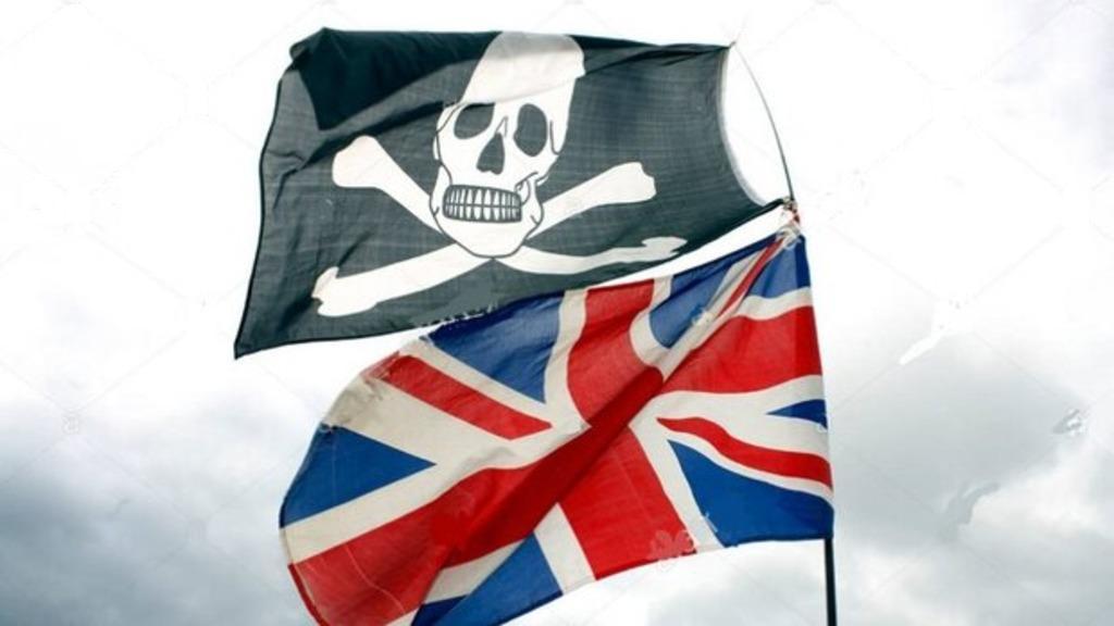 Британия захватила иранский танкер. Пиратство