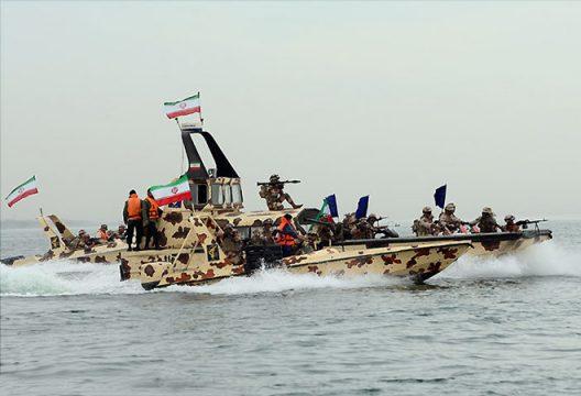 катера ВМФ Ирана