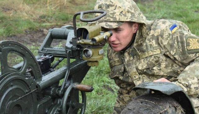 Боевики ВСУ ставят артиллерию в жилмассивах оккупированных районов Донбасса