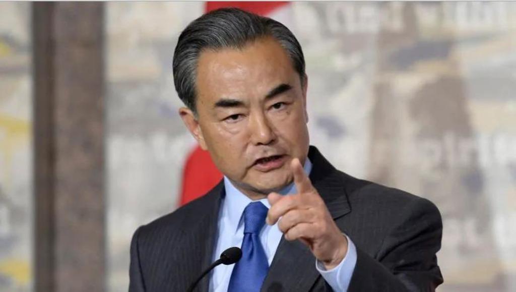 министр иностранных дел Китая Ван Йи