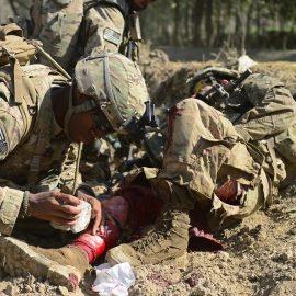 В Афганистане погиб военнослужащий США