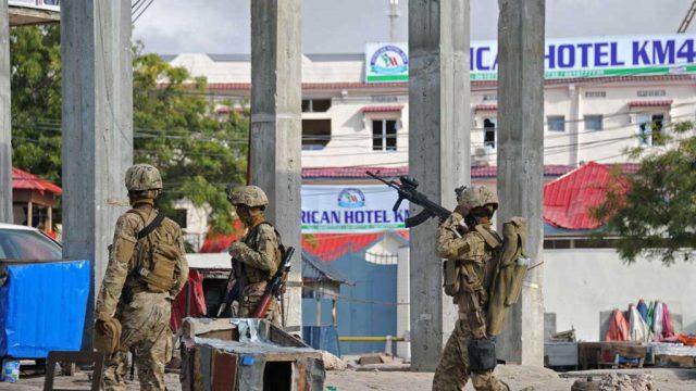 В результате атаки боевиков террористической группировки