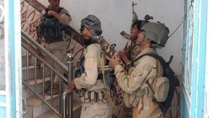 На западе Афганистана талибы напали на гостиницу