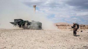 Сводка событий в Сирии и на Ближнем Востоке за 14 июля 2019 года