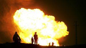 Боевики ИГИЛ атаковали газопровод в Сирии