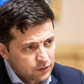 Владимир Зеленский: «Корона с головы не спадет»