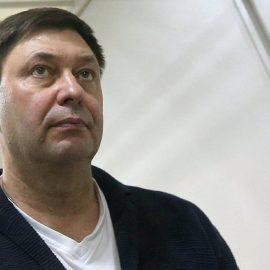 Чуда не случилось: Вышинский остаётся в украинских застенках