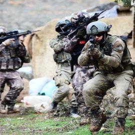 Турецкая армия проводит военную операцию на севере Ирака