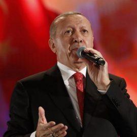 Эрдоган: наша цель — производство ПВО вместе с Россией
