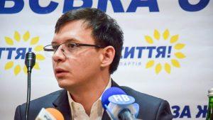Первый номер списка «Оппозиционного блока», народный депутат Евгений Мураев назвал Россию – «агрессором», а главу политсовета «Оппозиционной платформы» Виктора Медведчука объявил «агентом Кремля».