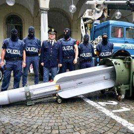 Катар выясняет, как его ракета попала в руки итальянских радикалов